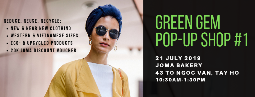 Green Gem Pop-up Shop #1