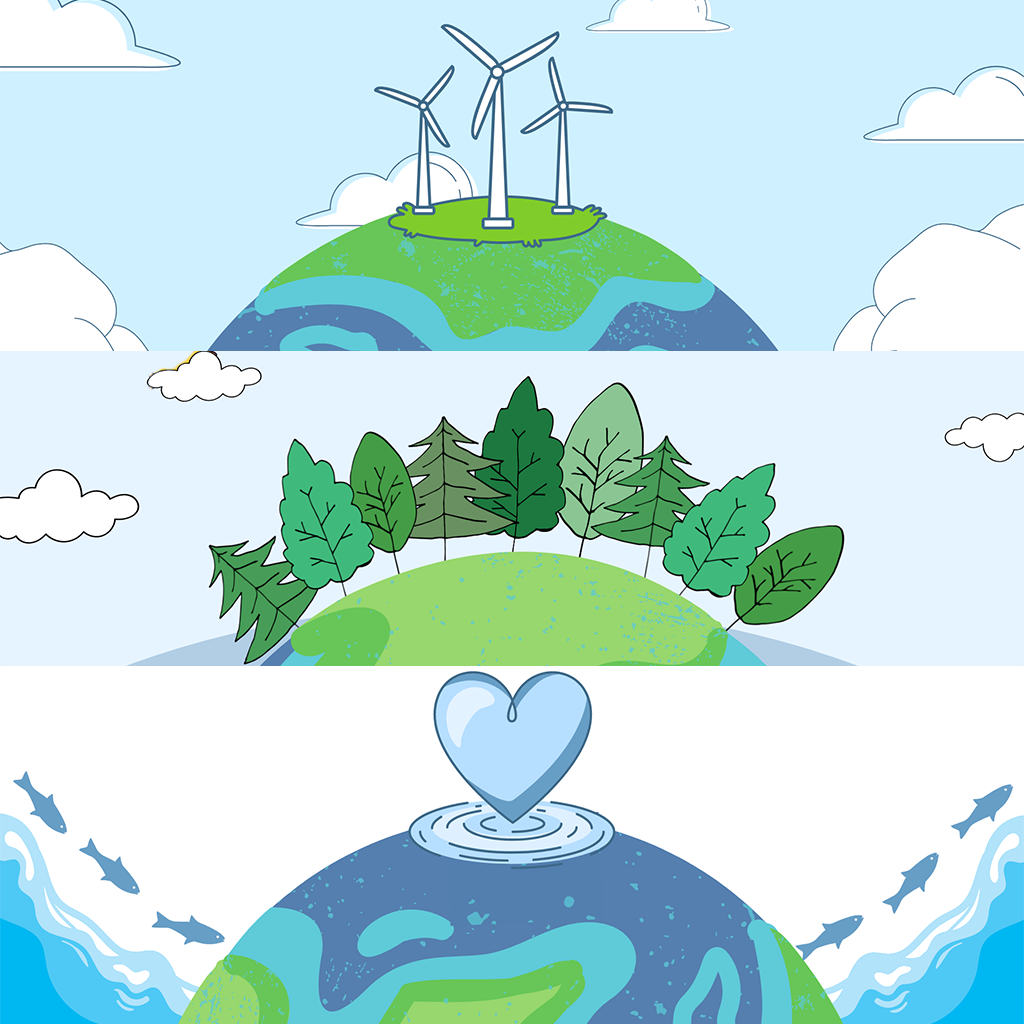 Clean Air, Land and Water